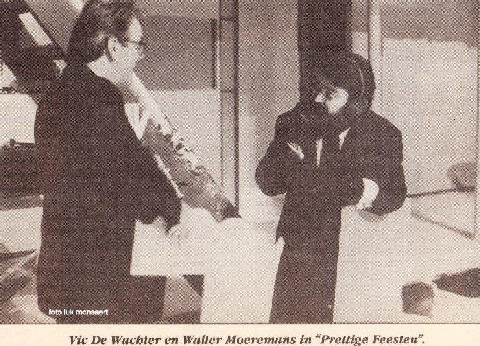 """Dertig jaar geleden: """"Prettige feesten"""" inArca"""