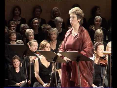 25 jaar geleden: publieksprijs voor Rosemarie Farkas (BRT-Belcantowedstrijd)
