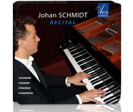 Johan Schmidt wordtvijftig