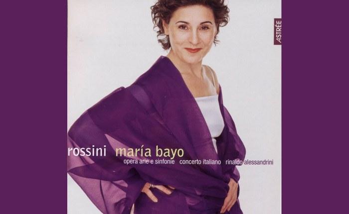 "Twintig jaar geleden: Maria Bayo in ""LaCalisto"""