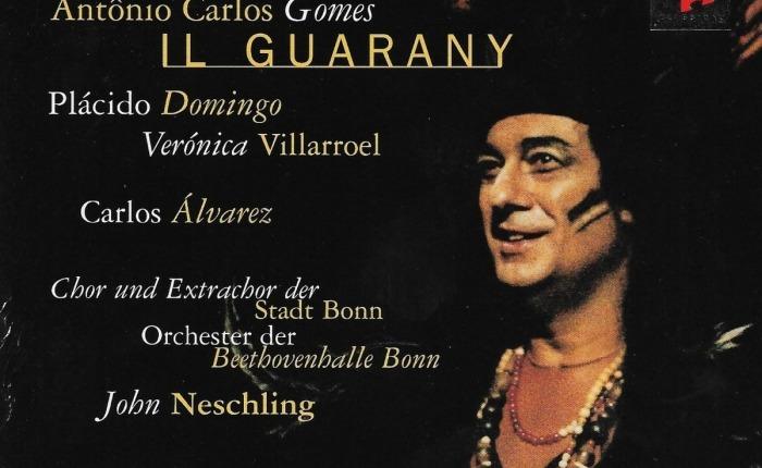 """25 jaar geleden: """"Il Guarany"""" vanGomes"""