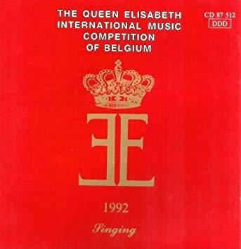 25 jaar geleden: Sonja Borowski-Tudor op de Elisabethwedstrijd