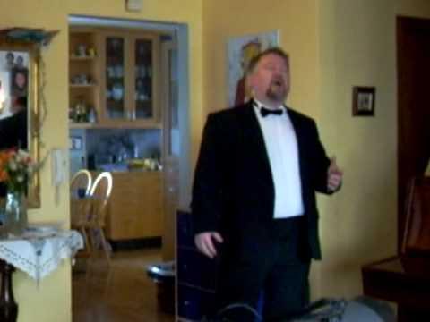25 jaar geleden: Olafur Bjarnason in Cardiff Singer of theWorld