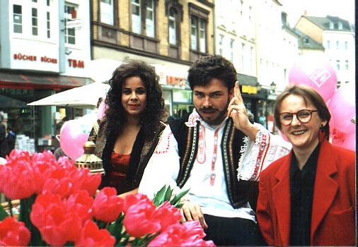 Twintig jaar geleden: operetteconcert vanLyrica