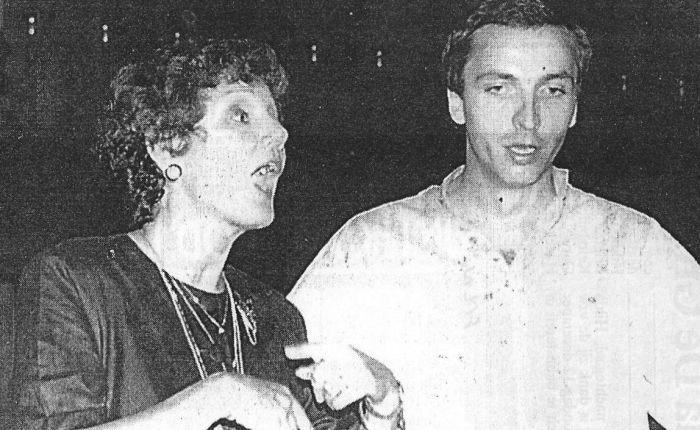 25 jaar geleden: koffieconcert met MartinKeller