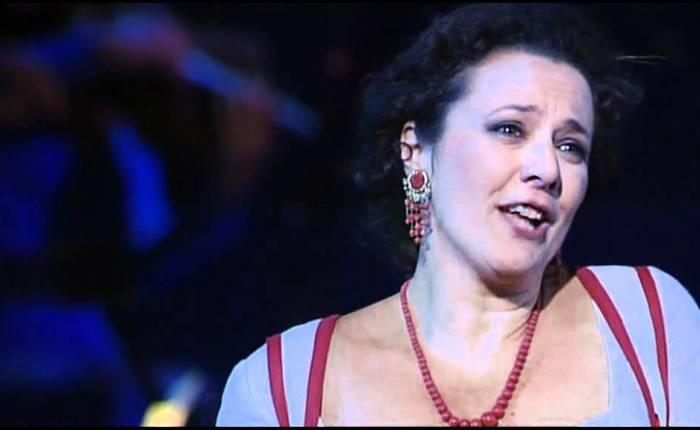 25 jaar geleden: Valeria Esposito in de Gentseopera