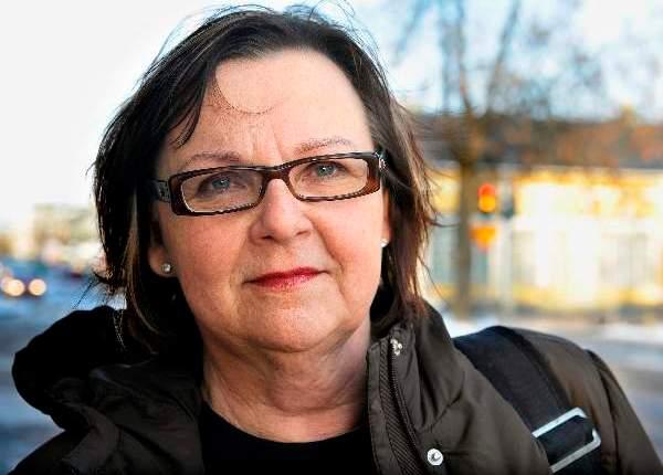 25 jaar geleden: Eeva Koskinen inLogos
