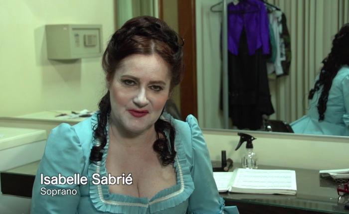 25 jaar geleden: Isabelle Sabrié in de Elisabethwedstrijd