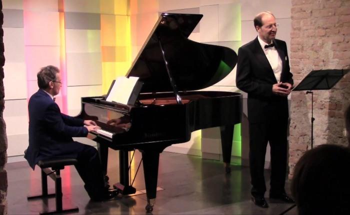 25 jaar geleden: laatste koffieconcert met GeorgLehner