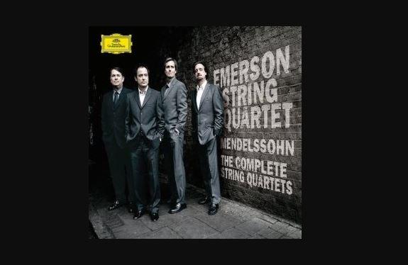 45 jaar Emerson StringQuartet
