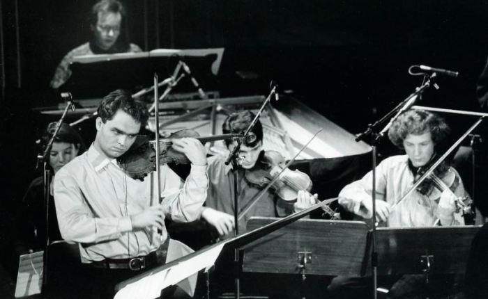 25 jaar geleden: George-Alexander Van Dam schrijft muziek voor WimVandekeybus