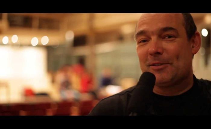 25 jaar geleden: Florian Deuter in De RodePomp