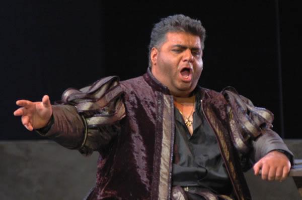 Twintig jaar geleden: Badry Maisuradze in the Cardiff Singer of theWorld