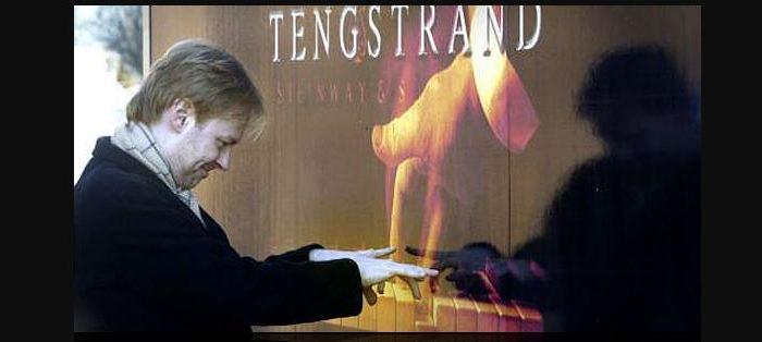 Twintig jaar geleden: Per Tengstrand in de Elisabethwedstrijd