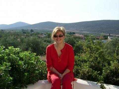 Griet Leyers wordtvijftig…