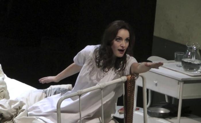 """Twintig jaar geleden: Marisca Mulder in """"Jenufa"""""""