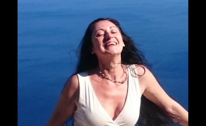 Twintig jaar geleden: Daniela Lojarro alsAmina