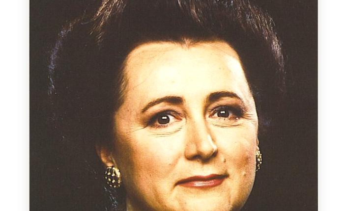 25 jaar geleden: Alison Pearce zingt voor betersperma