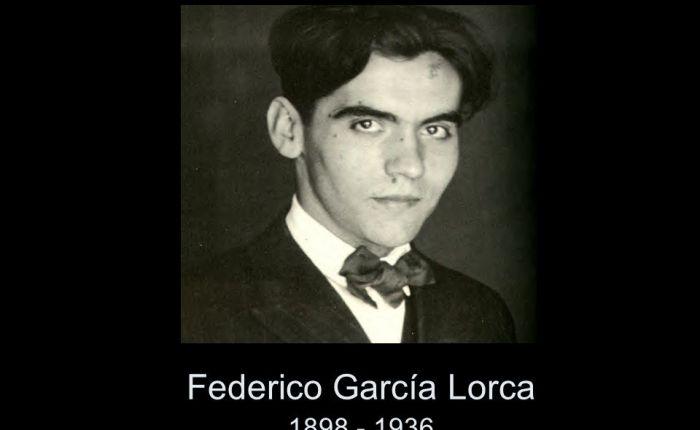 Federico Garcia Lorca(1898-1936)