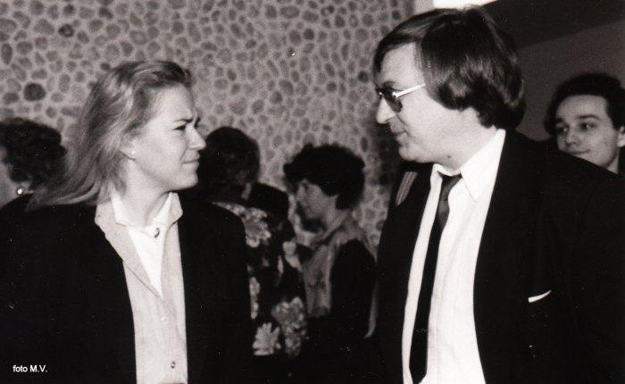 25 jaar geleden: Béatrice Derolez bij IFiamminghi