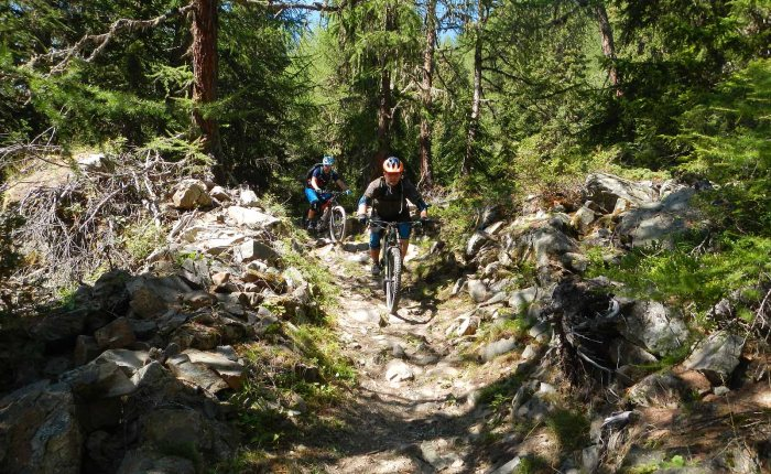 World Cup MTB in Crans-Montana