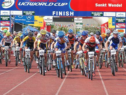 World Cup MTB in Sankt-Wendel