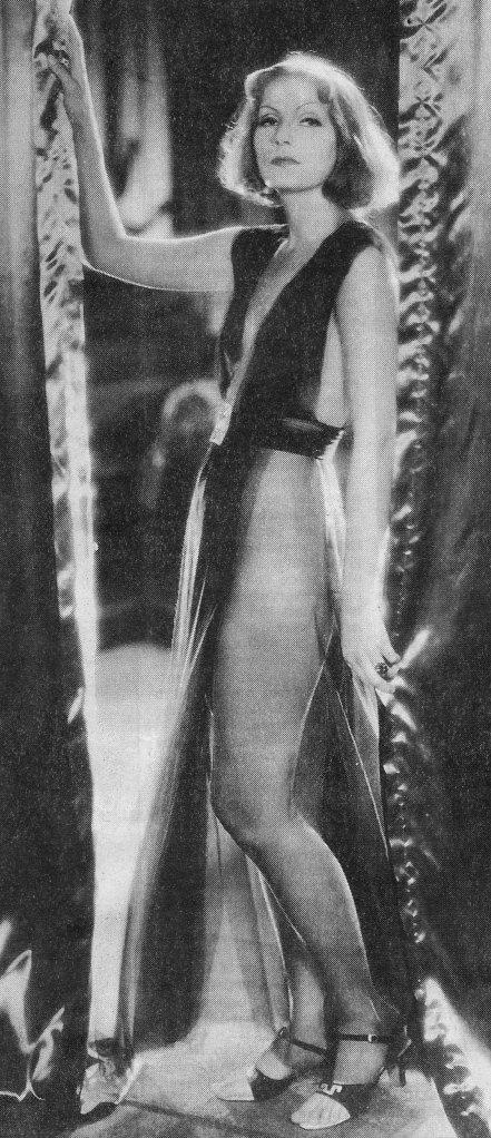 G.G. als Mata Hari