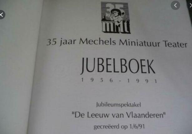 Zestig jaar Mechels MiniatuurTheater