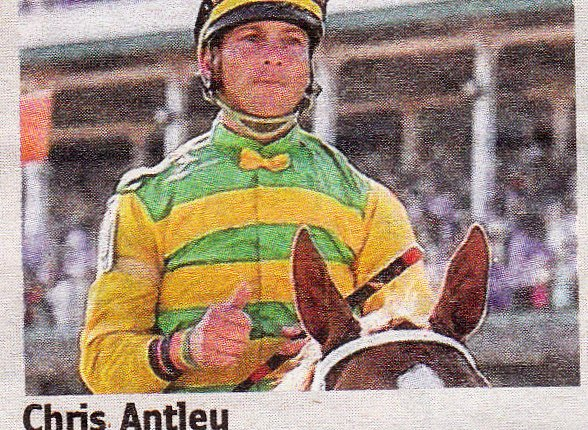 Chris Antley (1966-2000)