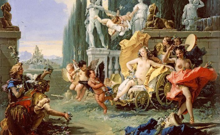 Het Romeinse theater