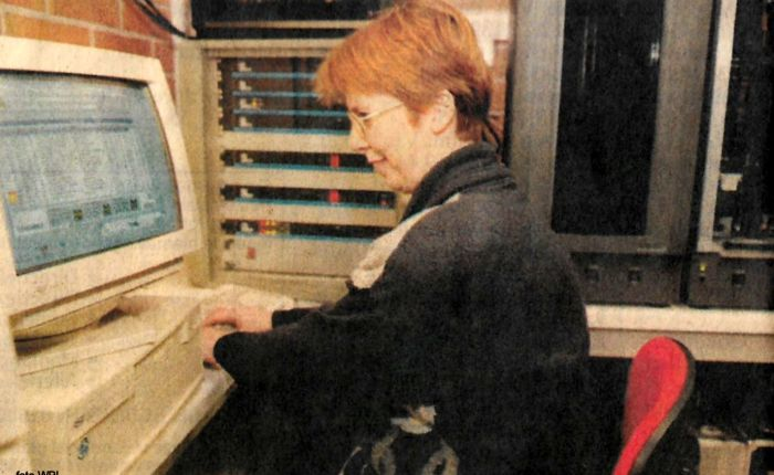 25 jaar geleden: op bezoek bijTeleradio