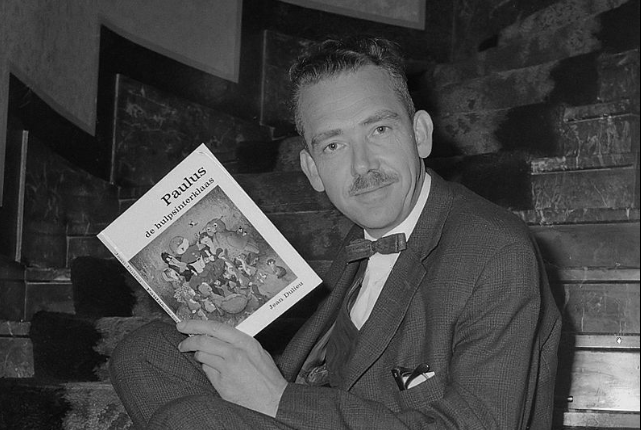 Jean Dulieu (1921-2006)