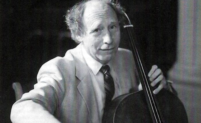Anner Bylsma (1934-2019)