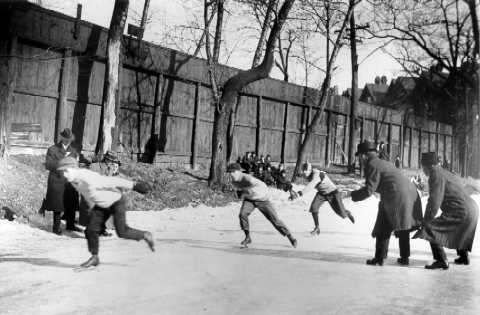 34 schaatsen