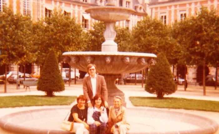 Twintig jaar geleden: Parijs zien ensterven