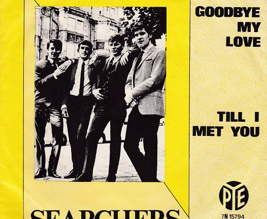 "Tien jaar geleden: vraag over ""Goodbye my love"" van The Searchers"