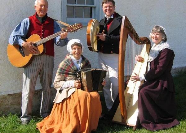 De vroegste geschiedenis van de Engelsemuziek