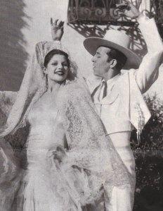 Rita Hayworth & haar vader