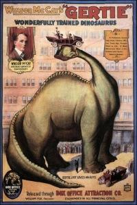 69 gertie the dinosaur