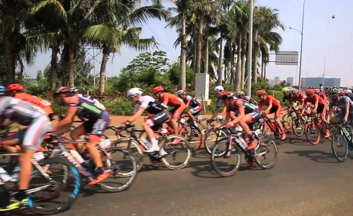 Ronde van Guangxi (voorheen Tour ofHainan)
