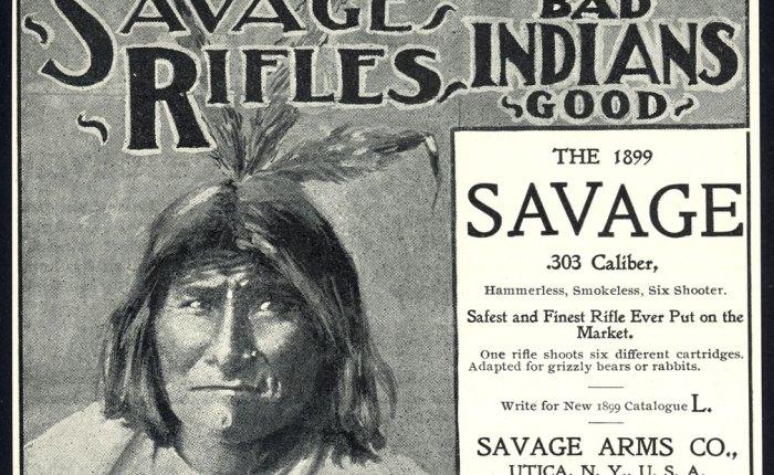 """Twintig jaar geleden: """"De enige goede indiaan is een dodeindiaan"""""""