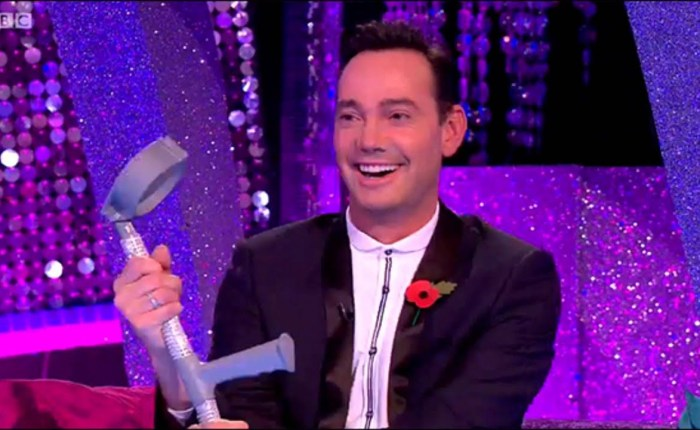 Craig Revel Horwood wordt 55…