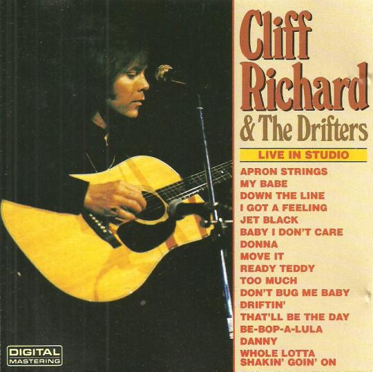 Zestig jaar geleden nam Cliff Richard zijn eerste elpeeop