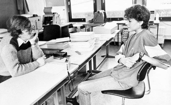 Veertig jaar geleden: Betty Van Steenbroeck wordt Europeeskampioene