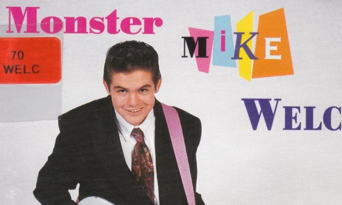 """""""Monster"""" Mike Welch wordtveertig…"""
