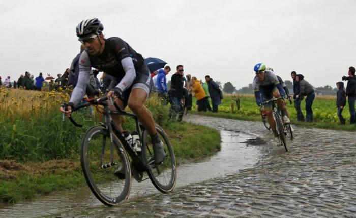 Twintig jaar geleden: Fabian Cancellara voor de tweede keerwereldkampioen