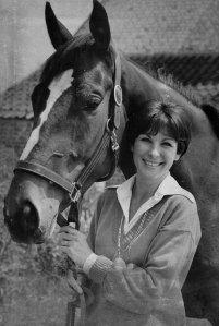 Marva met paard