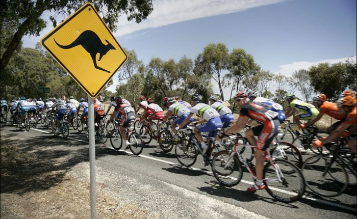 Tour Down Under (voorheen: Sun Tour)