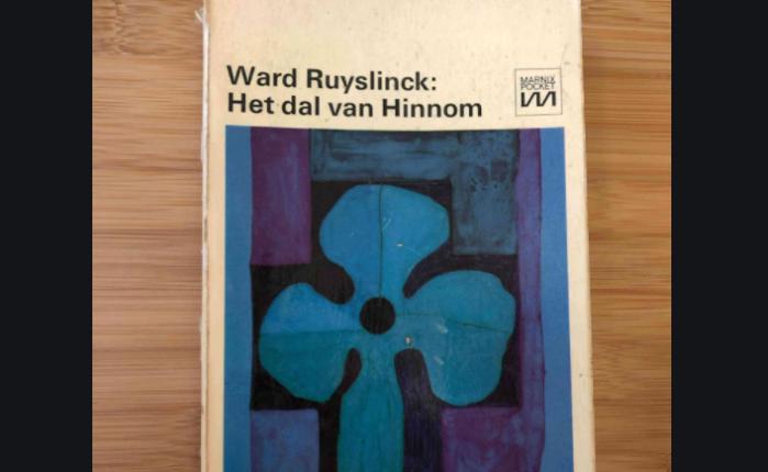 """""""Het dal van Hinnom"""" van WardRuyslinck"""