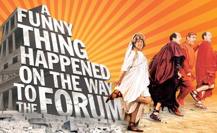 """Veertig jaar geleden: """"Amo, amas, amat, op het forum is het wat""""(NTG)"""